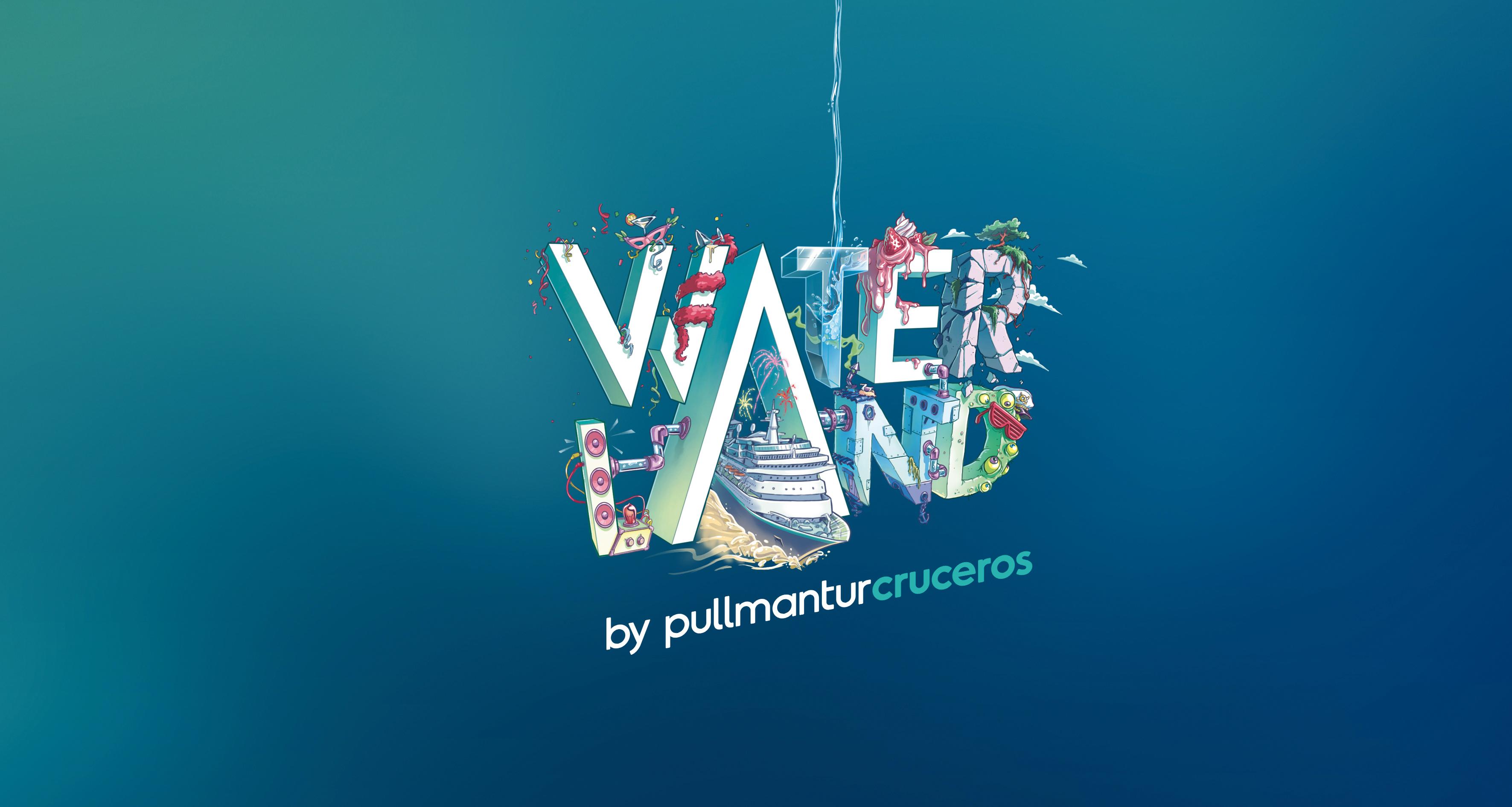 logo waterland