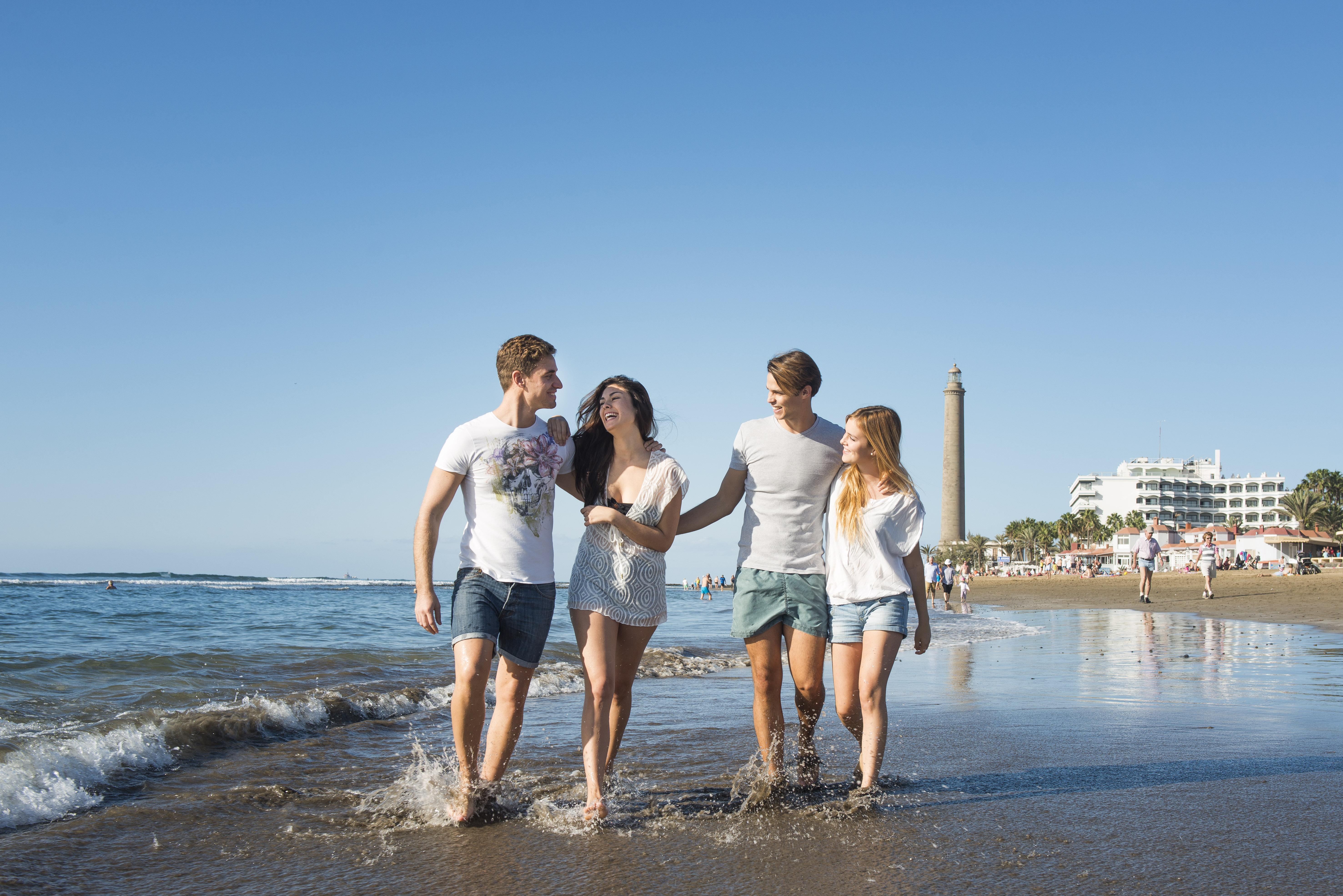 playa maspalomas grupo