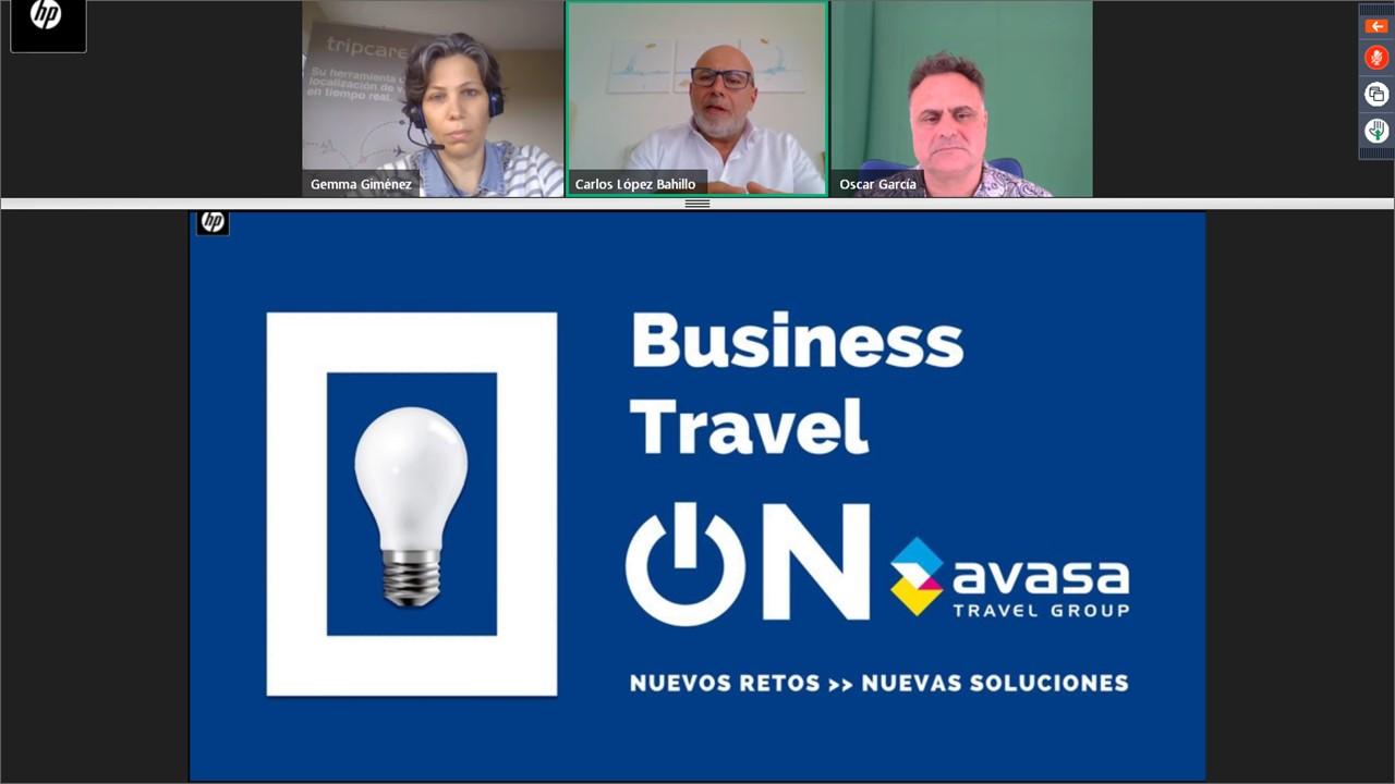 Presentación BUSINESS TRAVEL ON